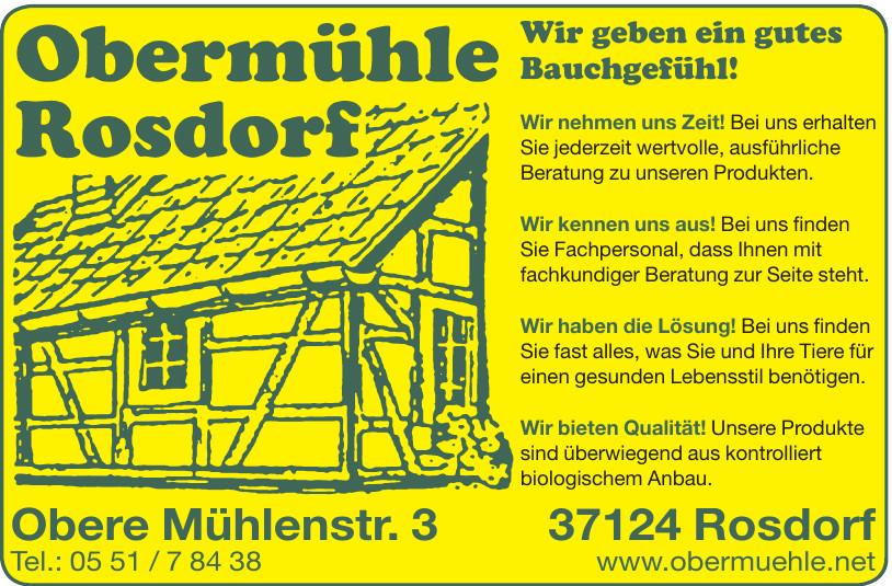 Obermühle Rosdorf